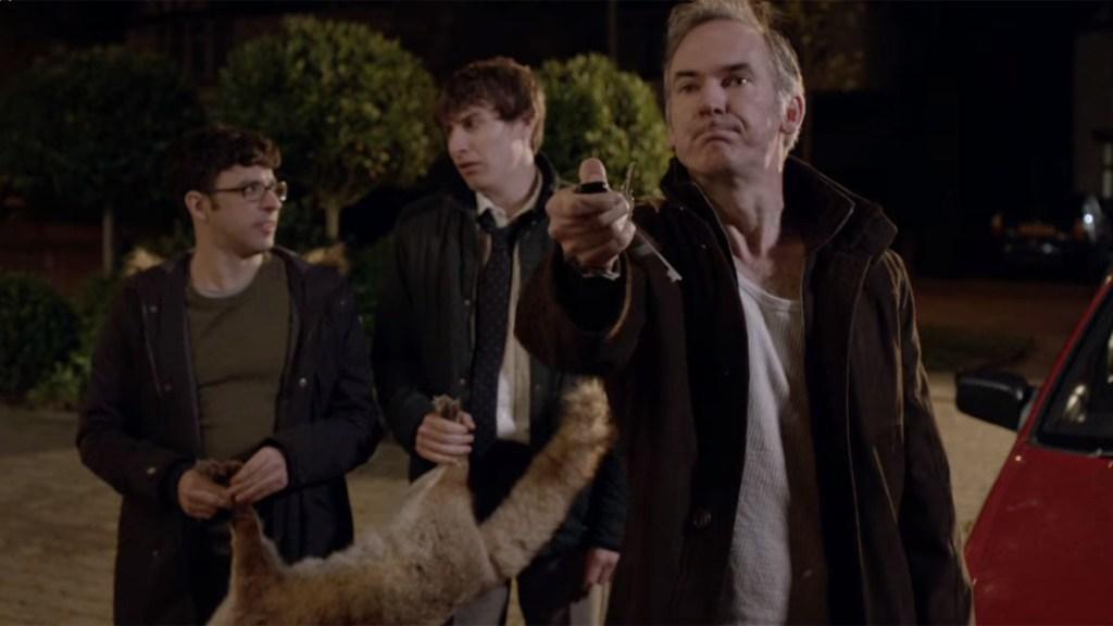 Cena del viernes por la noche - The Fox