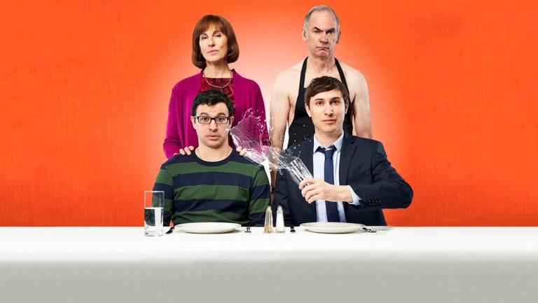 Friday Night Dinner cast header image
