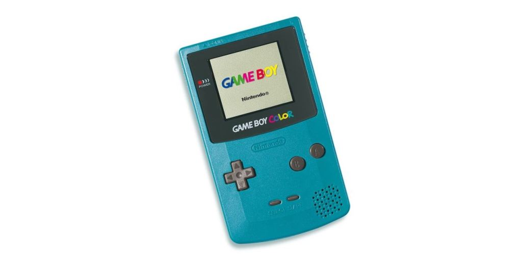 Game Boy Color Material