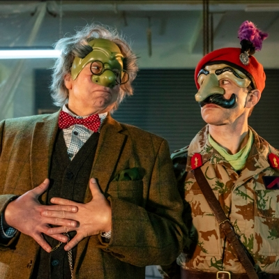 Inside No 9 6-1 Wuthering Heist