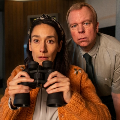 Sian Clifford and Steve Pemberton in Inside No. 9 series 6 episode 3 Lip Service