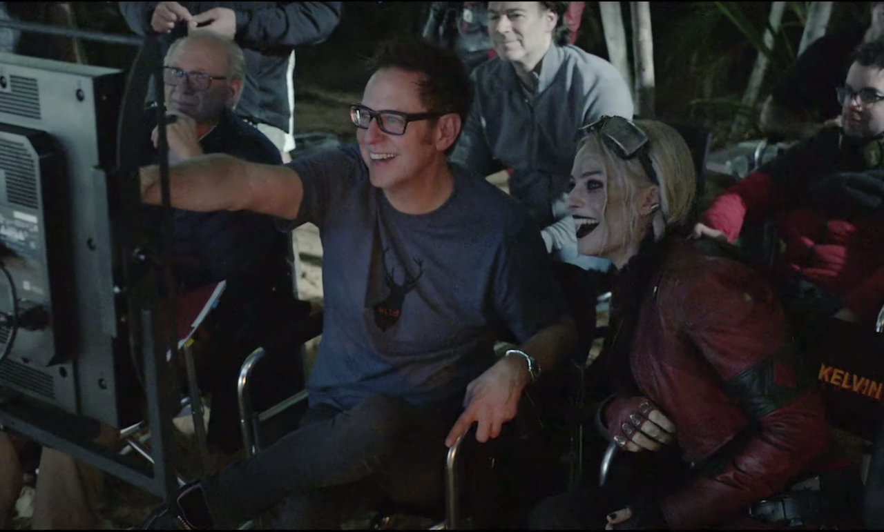 James Gunn Wants You to See The Suicide Squad in Theaters - Den of Geek
