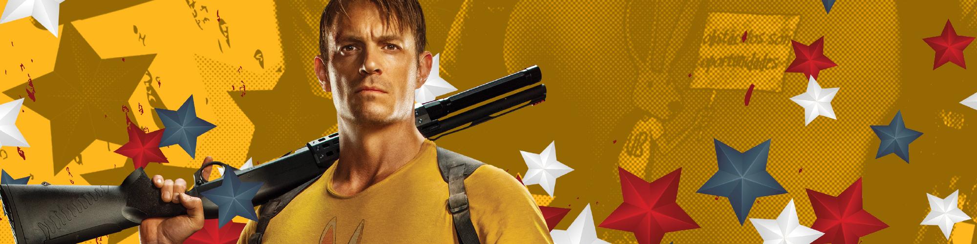 Joel Kinnaman The Suicide Squad hero image