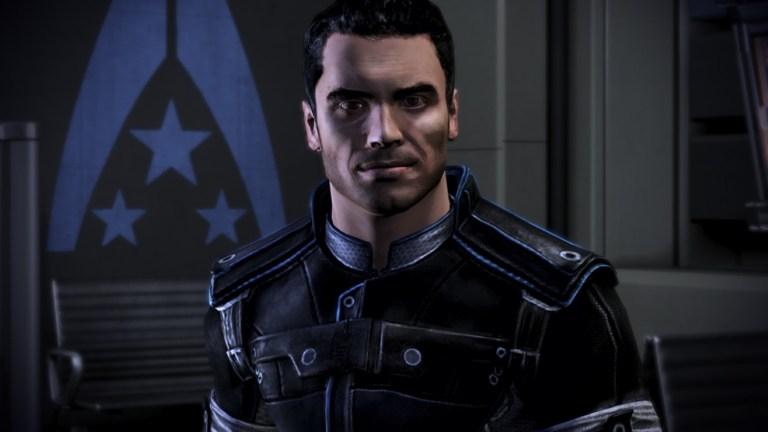 Mass Effect Kaidan
