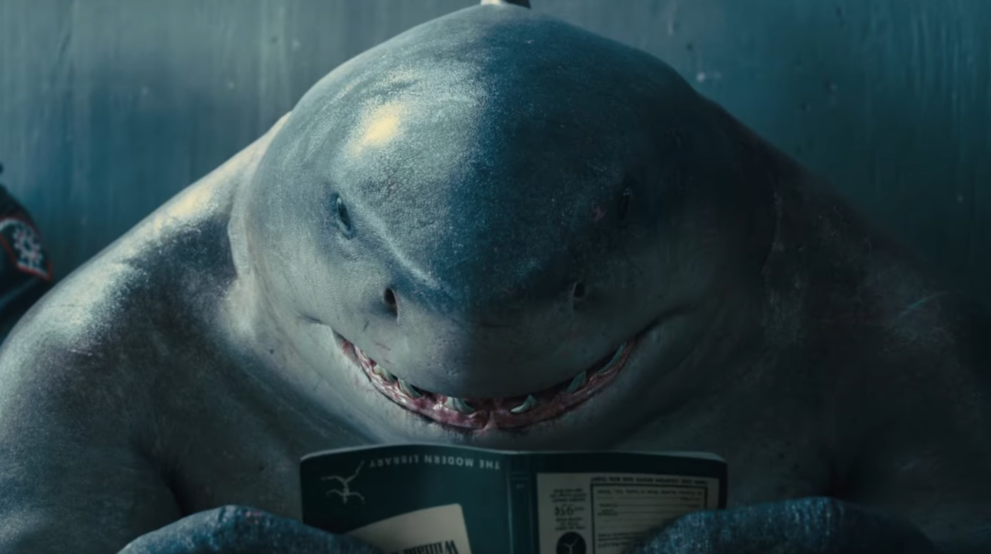 The Suicide Squad: King Shark