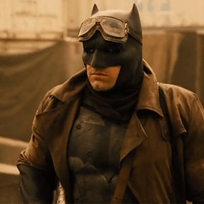 Knightmare Batman in Zack Snyder Justice League
