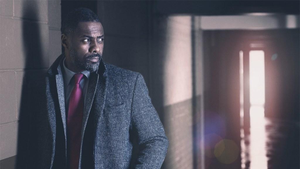 Luther BBC Idris Elba
