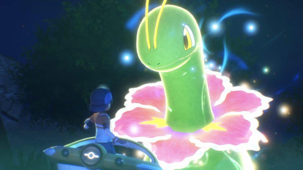 Meganium New Pokemon Snap