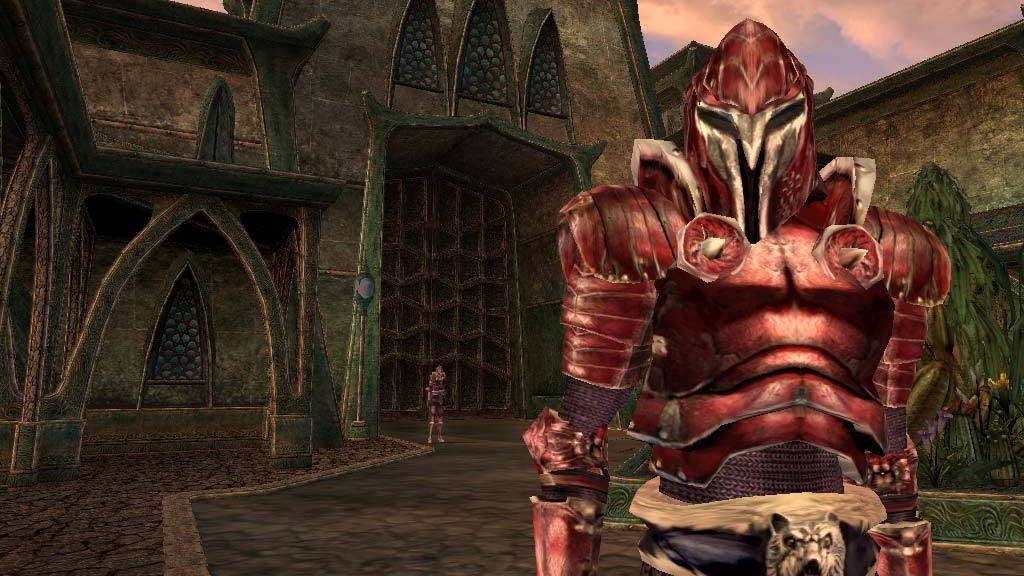 Elder Scrolls Morrowind PC rpg