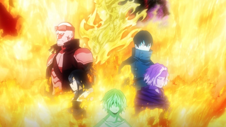 My Hero Academia Season 5 Episode 10 One For All Vestiges
