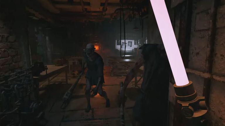 Resident Evil Village Weapons