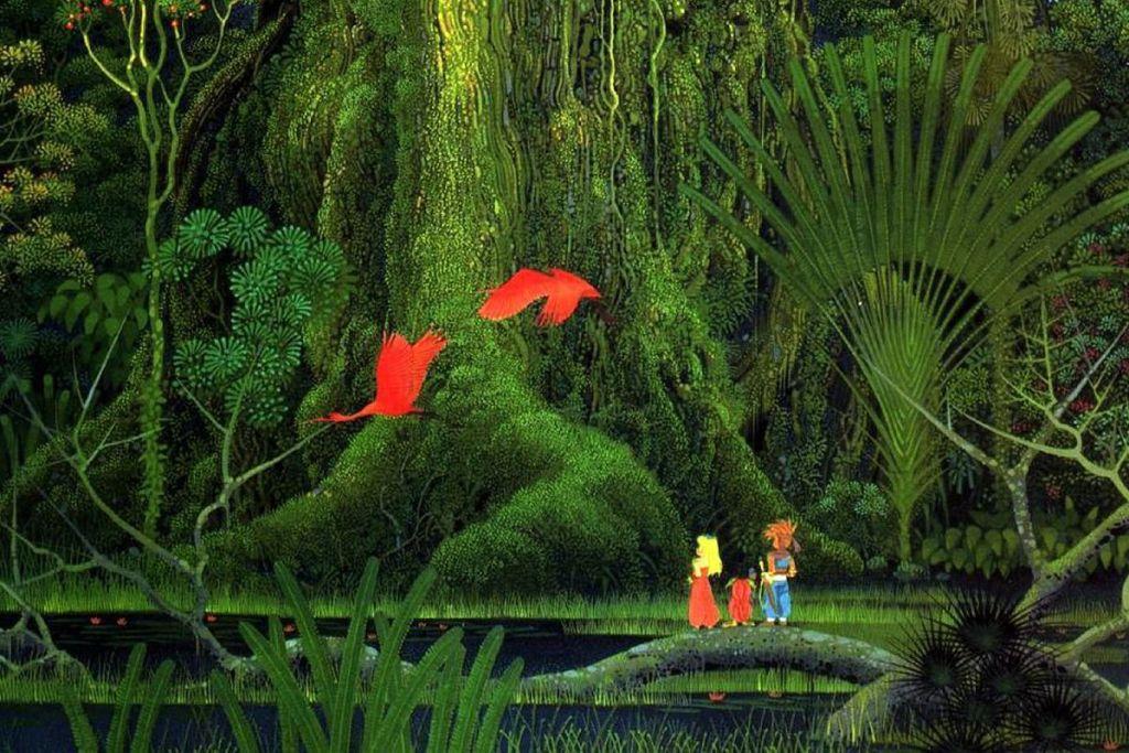 Secret of Mana SNES cover art