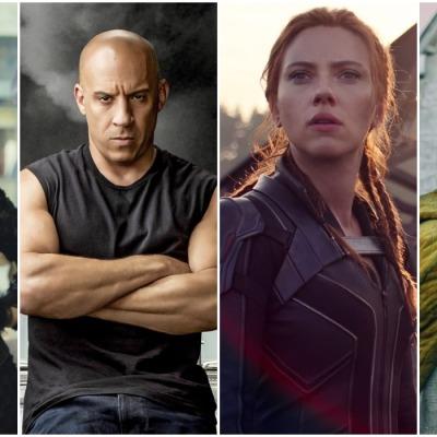 Summer Movies Cruella, F9, Black Widow, and The Green Knight