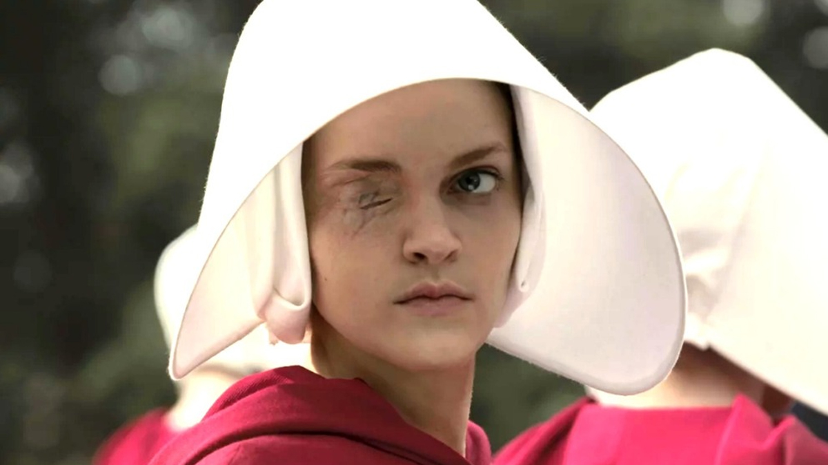 The Handmaid's Tale: What Happened to Janine's Son Caleb? - Den of Geek