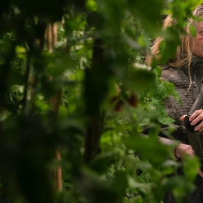 Stripe (Claudia Black) in The Nevers Episode 6