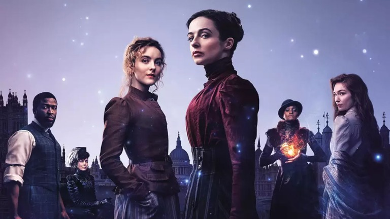 The Nevers cast poster cropped