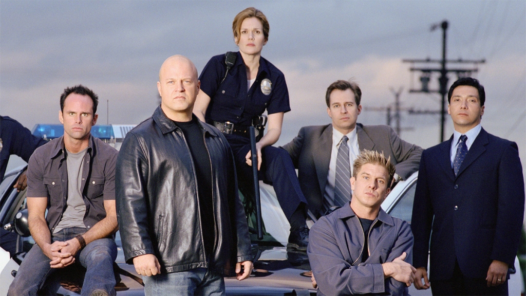 The Shield cast