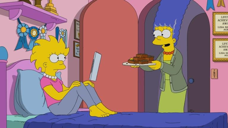 The Simpsons Season 32 Episode 20