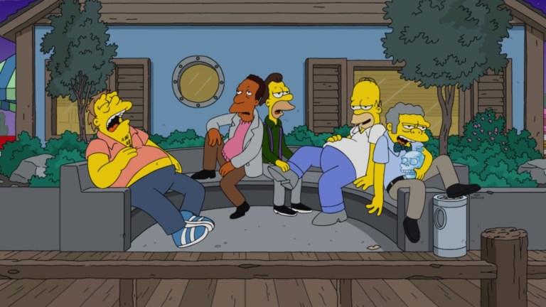 The Simpsons Season 32 Episode 22 The Last Barfighter