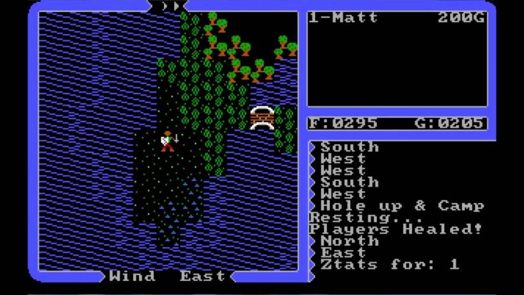 Ultima 4: Quest of the Avatar PC