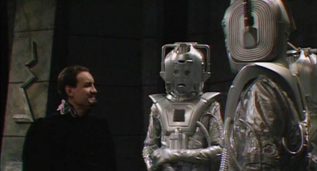 Doctor Who The Five Doctors Cybermen