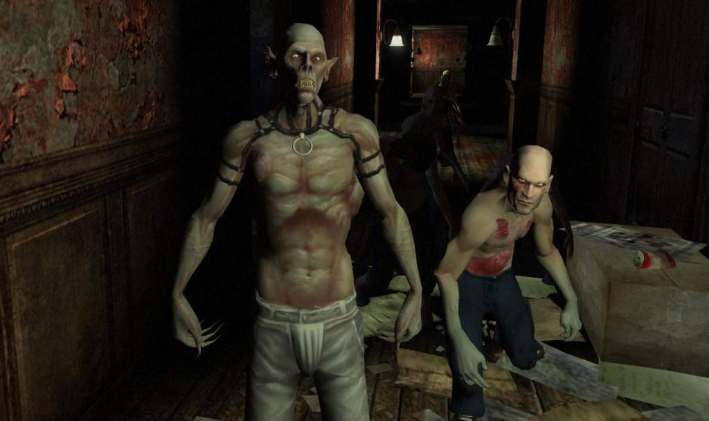 Vampire: The Masquerade - Bloodlines PC RPG