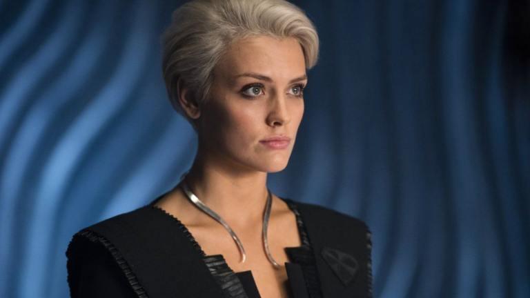 Actress Wallis Day
