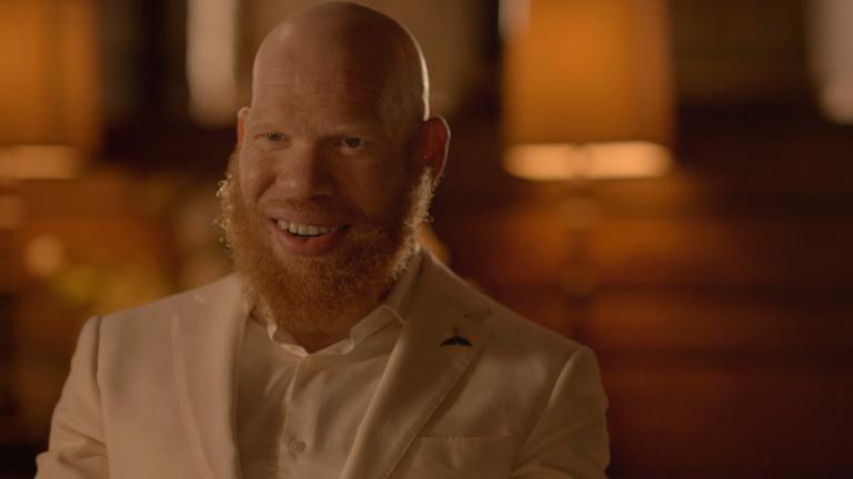 "Marvin ""Krondon"" Jones III as Tobias in Black Lightning Season 4"