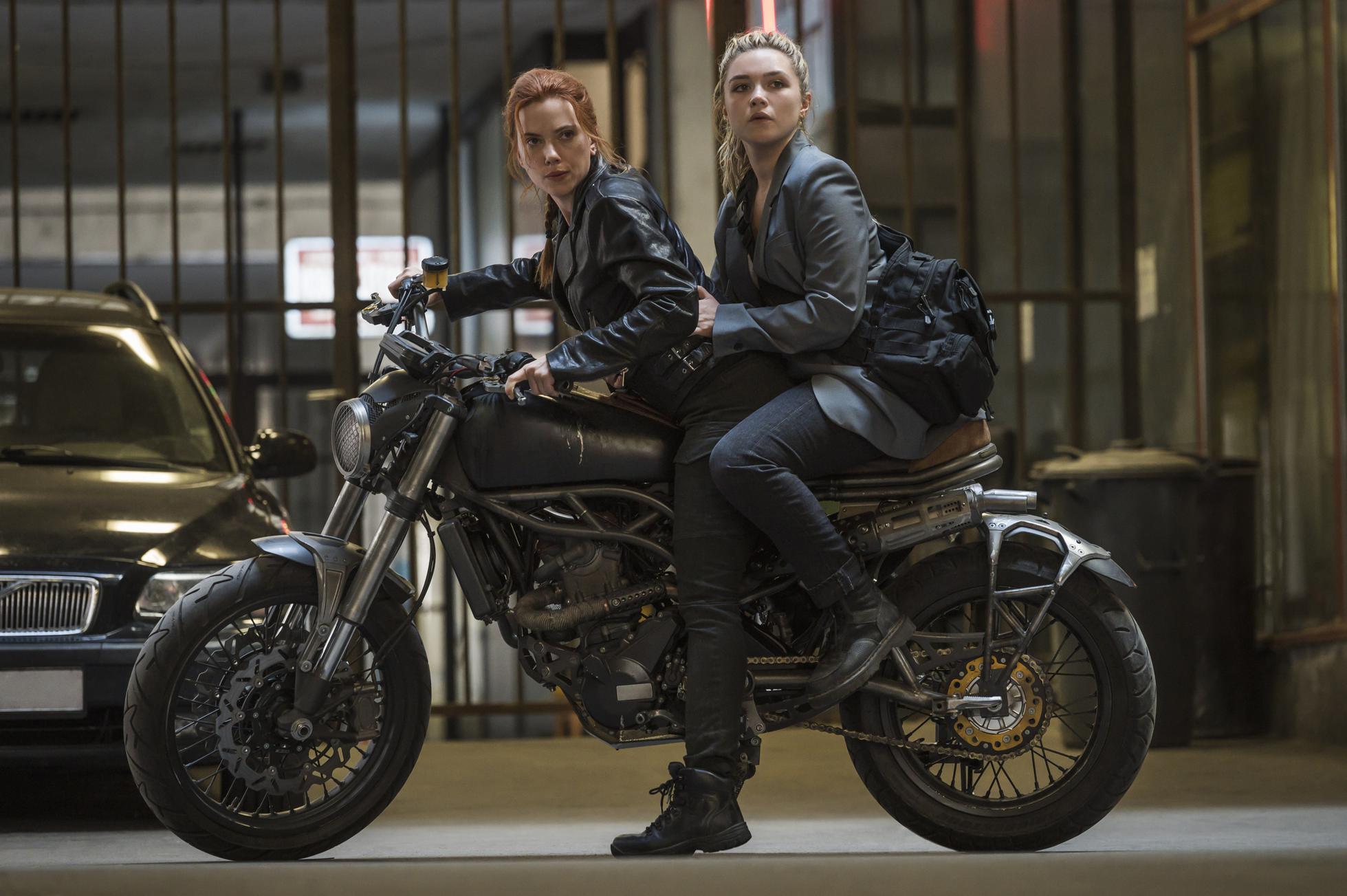 Black Widow Review: Marvel's Most Feminine Film is a Brutal Action Movie -  Den of Geek