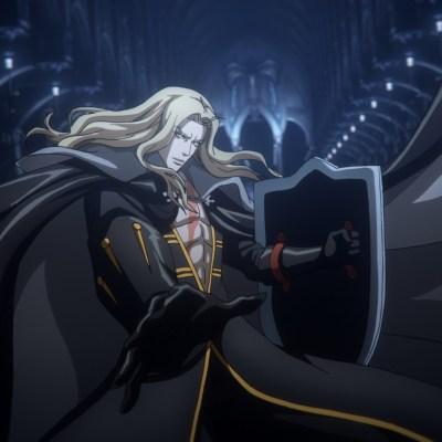 Castlevania Season 4 Alucard