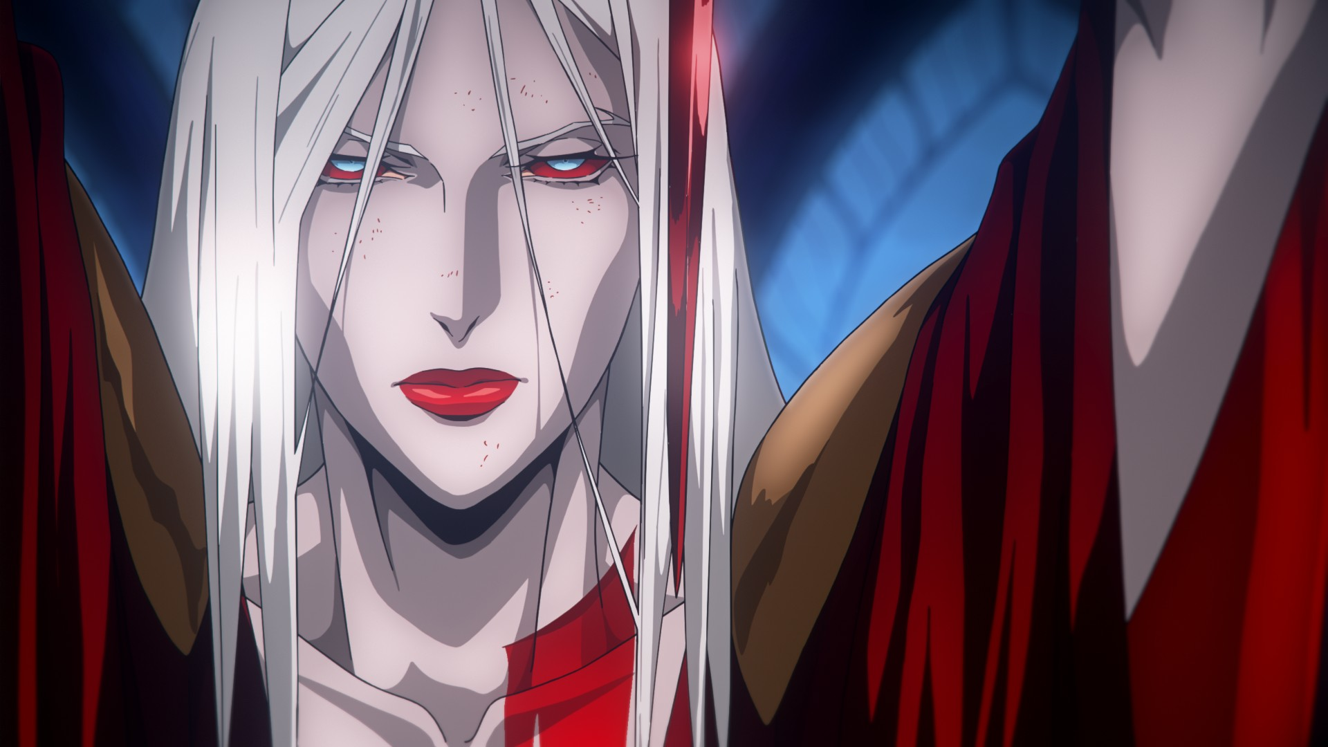 Arkade Séries - A quarta e última temporada de Castlevania na Netflix