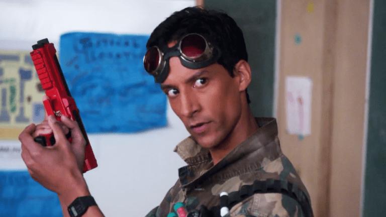 Abed in Modern Warfare - Community