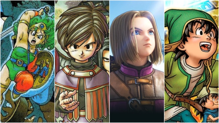 Dragon Quest Games Ranked