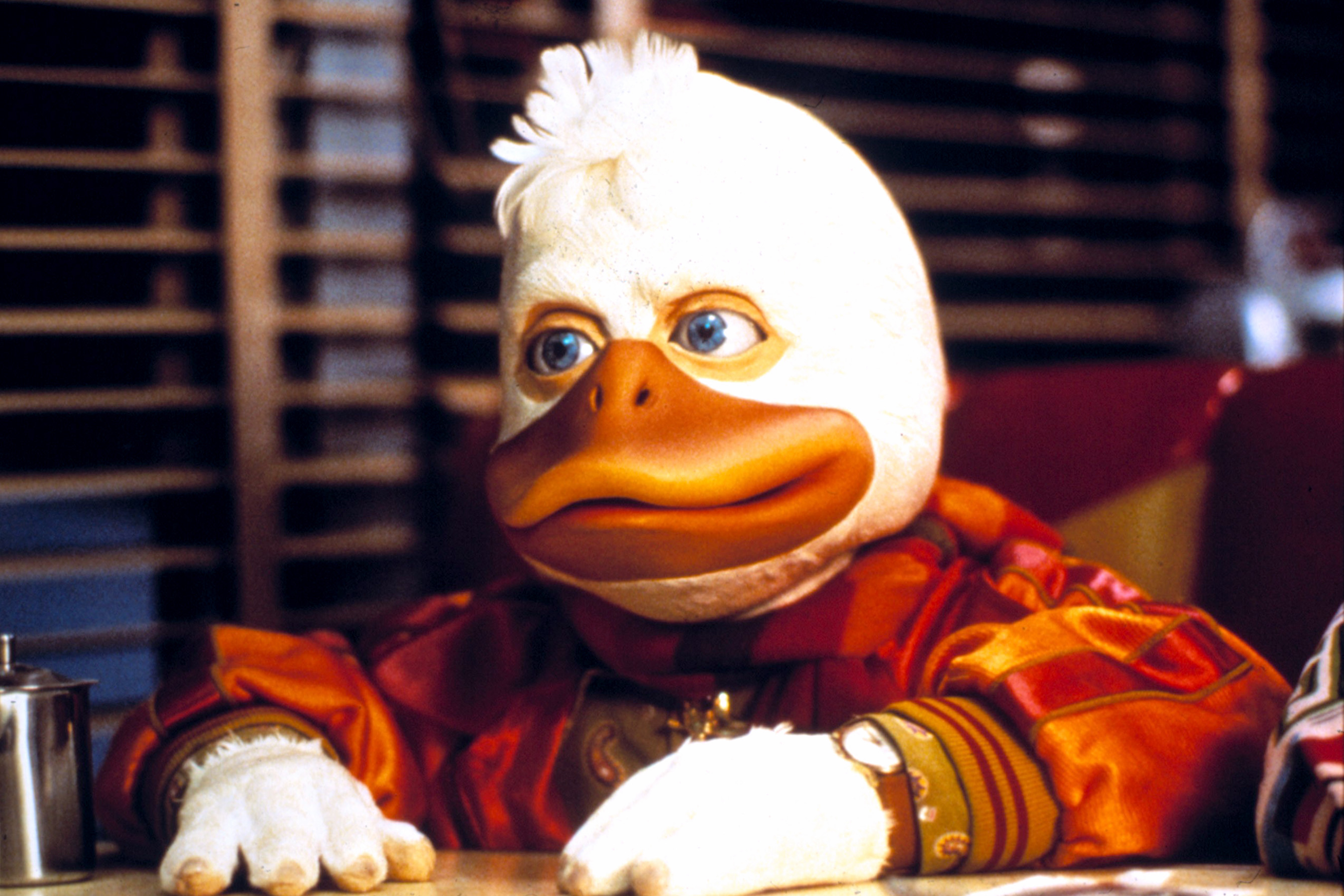 Link Tank: Looking Back at Marvel's Howard the Duck Movie