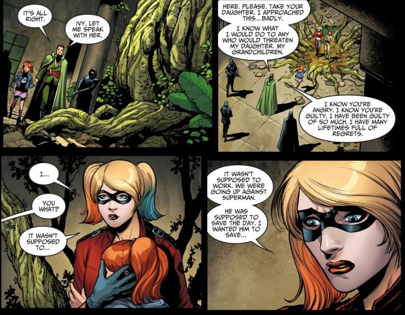 Harley Quinn dans Injustice 2