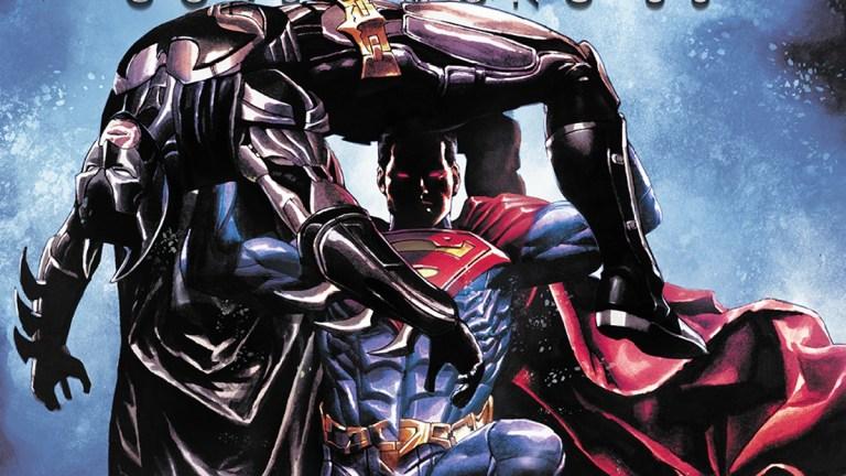 Injustice Superman vs. Batman