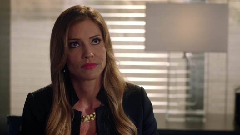 Tricia Helfer as Charlotte Richards and Goddess in Lucifer