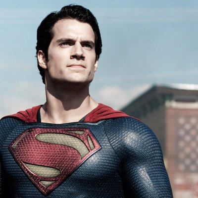 Henry Cavill as Superman in Man of Steel (2013)