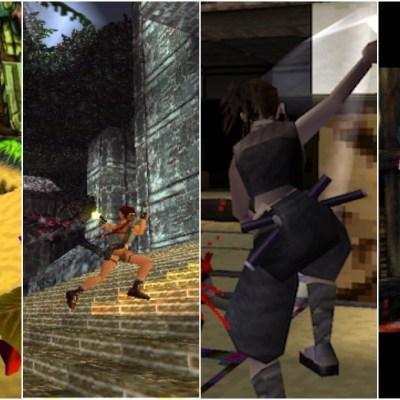 Los juegos de PS1 más duros