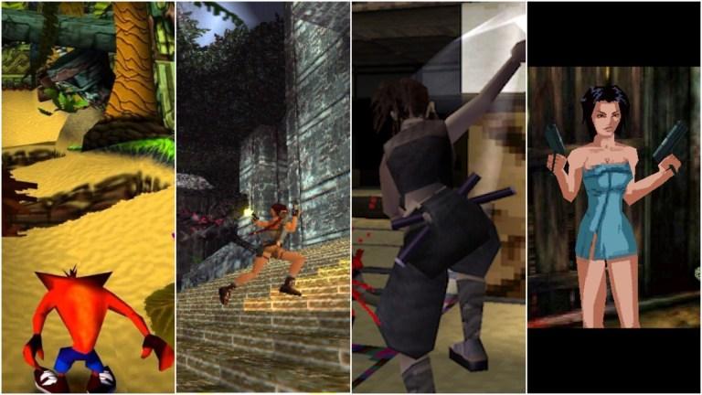 Hardest PS1 Games