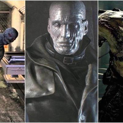 Resident Evil Best Monsters