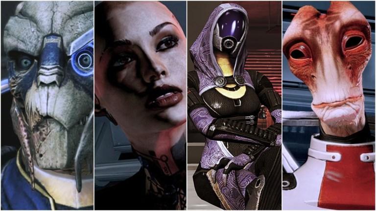 Mass Effect Companions