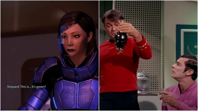 Star Trek Mass Effect