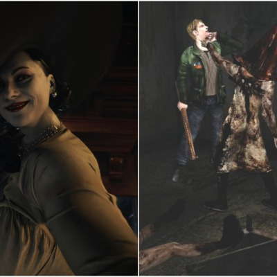 Silent Hill and Resident Evil