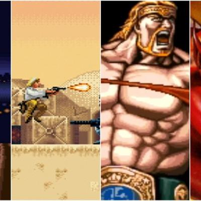 SNES games sequels