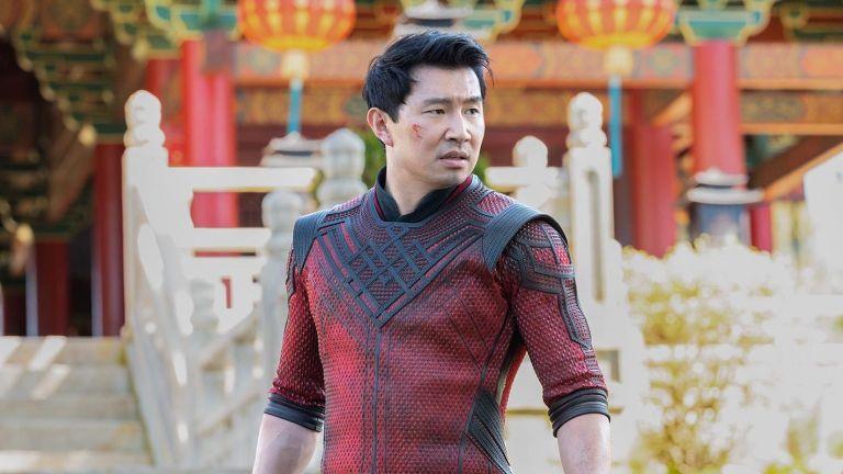 Simu Liu in Marvel's Shang-Chi