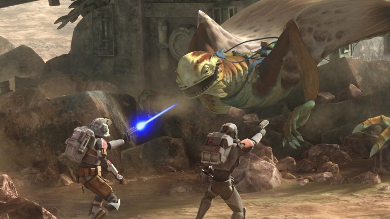 Star Wars: The Bad Batch Episode 5 Easter Eggs
