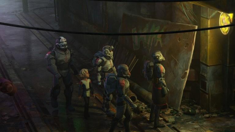 Star Wars: The Bad Batch Episode 5