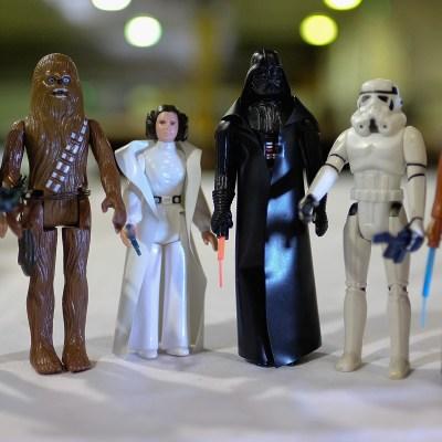 Star Wars Kenner Toys