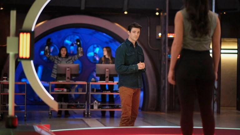 "The Flash Season 7 Episode 10 ""Family Matters Part 1"""